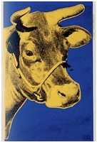 cow [ii.12] by andy warhol